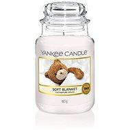 YANKEE CANDLE Classic velký Soft Blanket 623 g - Svíčka