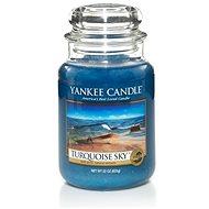 YANKEE CANDLE Classic velký 623 g Turquoise Sky - Svíčka