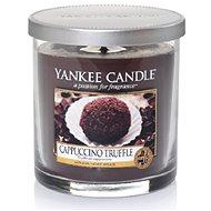 YANKEE CANDLE Décor malý 198 g Cappuccino Truffle - Svíčka