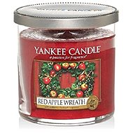 YANKEE CANDLE Décor malý Red Apple Wreath 198 g - Svíčka