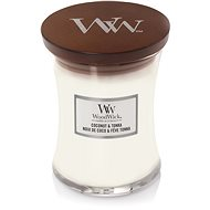 WOODWICK Coconut and Tonka 275 g - Candle