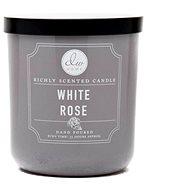 DW HOME White Rose 275 g - Svíčka