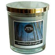 CANDLE LITE Living Colors Woodland Nights 141 g - Svíčka
