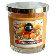 CANDLE LITE Living Colors Sweet Tangerine 141 g - Svíčka