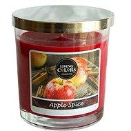 CANDLE LITE Living Colors Apple Spice 141 g - Svíčka