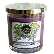 CANDLE LITE Living Colors Lavender Juniper 141 g - Svíčka