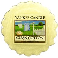 YANKEE CANDLE Clean Cotton 22 g - Vosk