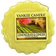 YANKEE CANDLE Lemongrass & Ginger 22 g - Vosk