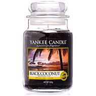 YANKEE CANDLE Classic velký Black Coconut 623 g - Svíčka