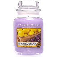 YANKEE CANDLE Classic Large Lemon Lavender 623g - Candle