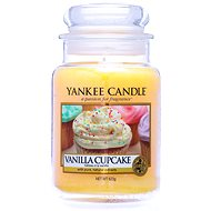YANKEE CANDLE Classic Large Vanilla Cupcake 623g - Candle