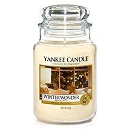 YANKEE CANDLE Classic velký Winter Wonder 623 g - Svíčka