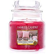 YANKEE CANDLE Classic střední 411 g Home Sweet Home - Svíčka