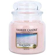 YANKEE CANDLE Classic střední Pink Sands 411 g