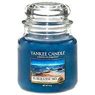 YANKEE CANDLE Classic střední 411 g Turquoise Sky - Svíčka
