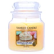 YANKEE CANDLE Classic střední Vanilla Cupcake 411 g