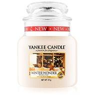 YANKEE CANDLE Classic střední 411 g Winter Wonder - Svíčka