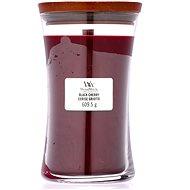 WOODWICK Black Cherry Large Candle 609,5 g - Svíčka