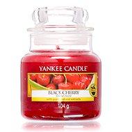 YANKEE CANDLE Classic malý Black Cherry 104 g - Svíčka