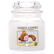 YANKEE CANDLE Classic Soft Blanket Medium 411g - Candle