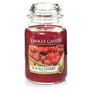 YANKEE CANDLE Classic Black Cherry large 623g - Candle