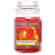 YANKEE CANDLE Classic Large Spiced Orange 623g - Candle
