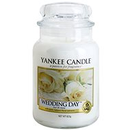 YANKEE CANDLE Classic velký Wedding Day 623 g