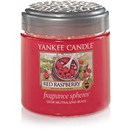 YANKEE CANDLE Red Raspberry 170 g - Vonné perly