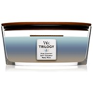 WOODWICK Trilogy Ellipse Woven Comforts 453.6g - Candle