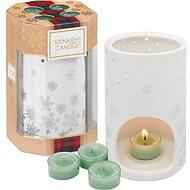 YANKEE CANDLE Luminary Snowflake Set - Gift Set