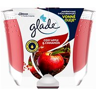 GLADE Maxi Cozy Apple & Cinnamon 224g - Candle