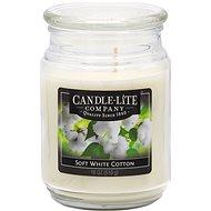 CANDLE LITE Soft Cotton Sheets 510 g - Svíčka