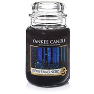 YANKEE CANDLE Dreamy Summer NIght 623g - Candle