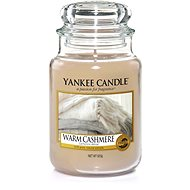 YANKEE CANDLE Warm Cashmere 623g - Candle