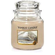 YANKEE CANDLE Warm Cashmere 411 g - Svíčka