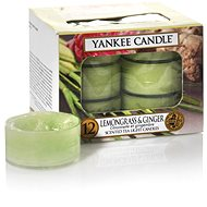 YANKEE CANDLE Lemongrass and ginger 12 × 9,8 g