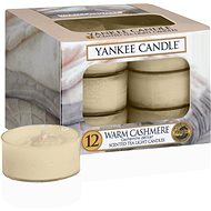YANKEE CANDLE Warm Cashmere 12x 9.8g - Candle