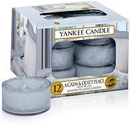 YANKEE CANDLE Calm a Queit place 12 × 9,8 g - Svíčka