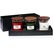 WOODWICK Set 1, 3× 85g - Candle