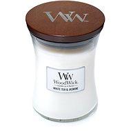 WOODWICK White Jasmine Tea 275g - Candle