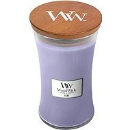 WOODWICK Lilac 609 g - Svíčka