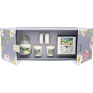 YANKEE CANDLE Garden Hideaway Set Clean Cotton - Dárková sada