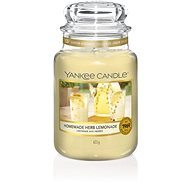 YANKEE CANDLE Homemade Herb Lemonade, 623g
