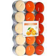 BISPOL Orange 30 Pcs - Candle