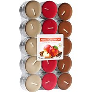 BISPOL Apple-Cinnamon 30 Pcs - Candle