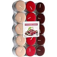 BISPOL Chocolate-Cherry 30 Pcs - Candle