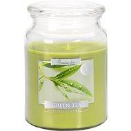BISPOL Aura Maxi Green Tea 500g - Candle