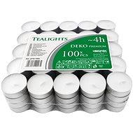 BISPOL Čajové svíčky 100 ks - Svíčka
