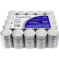 BISPOL Classic čajové svíčky 100 ks - Svíčka