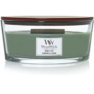 WOODWICK Hemp and Ivy 453 g  - Svíčka